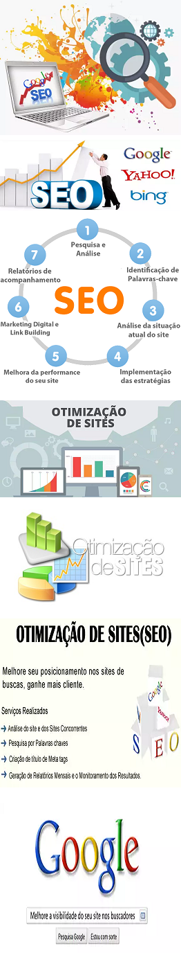 Otimizacao de Sites TOP20